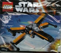 LEGO 30278 Star Wars Poe`s X-Wing Fighter Polybag by LEGO