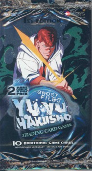 YuYu Hakusho Ghost Files Booster engl.