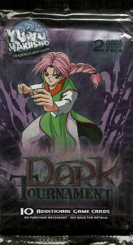 YuYu Hakusho Dark Tournament Booster engl.