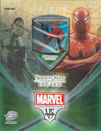 Marvel 2-Spieler Starterset: Spider-Man vs. Dock Ock deutsch