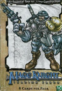 Mage Knight Booster (8 Karten pro Packung)