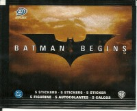 Batman Begins Sticker