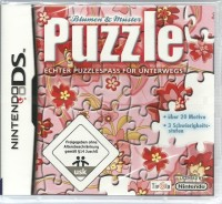 Puzzle: Blumen & Muster