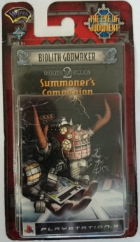 Eye of Judgment Starterdeck Biolith Godmaker Biolith Rebellion 2 Englisch