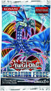 Yu-Gi-Oh! Generation Force Booster