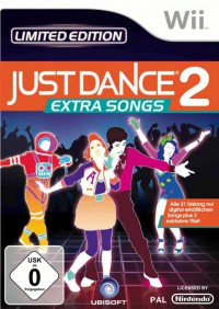 Just Dance 2: Extra Songs - Limited Edition