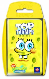 Top Trumps: SpongeBob
