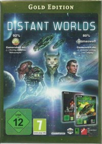 Distant Worlds - Gold Edition