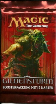 Magic Gildensturm Booster
