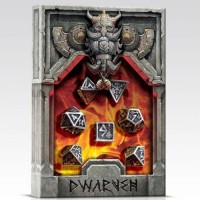 Metall Dwarven Dice Set (7)