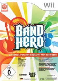 Band Hero - Software