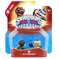Skylanders Trap Team Mini Pack 4 Bop+Terrabite