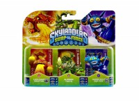 Skylanders Swap Force Triple Pack A (Slobber Tooth, Lava Barf Eruptor, Super Gulp Pop