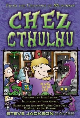 Chez Cthulhu (englische Ausgabe)