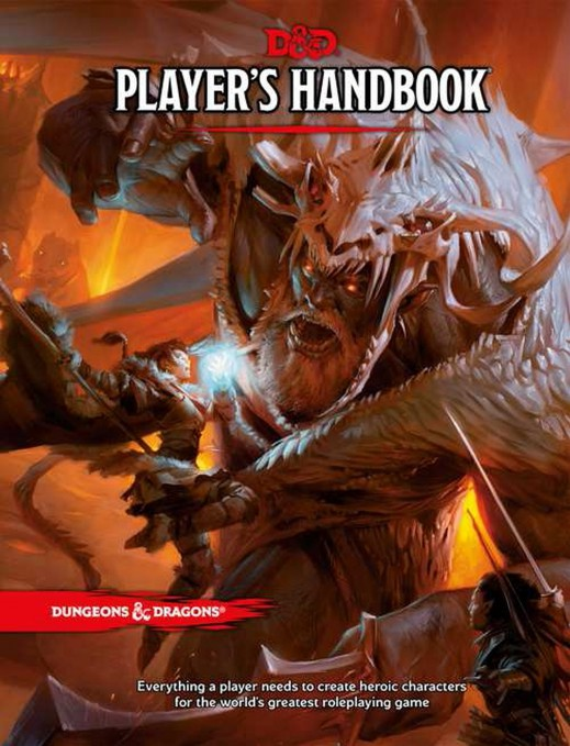 Dungeons & Dragons: Player´s Handbook (Hardcover)